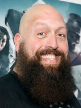 """Paul """"The Big Show"""" Wight"""