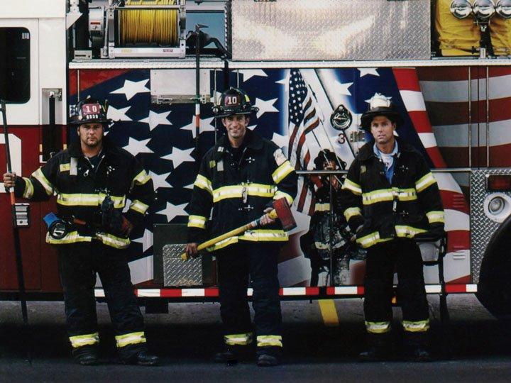 9/11 - Brandkårshjältarna