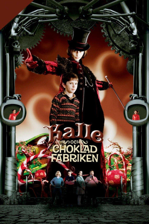Kalle och Chokladfabriken - sv.tal