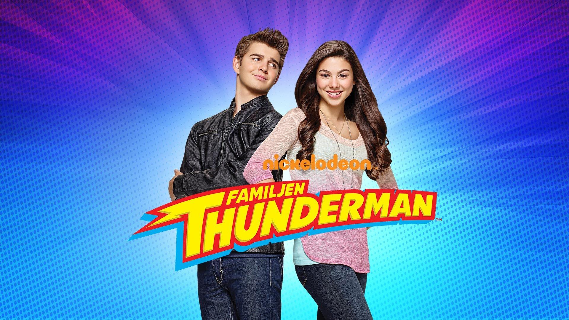 Familjen Thunderman
