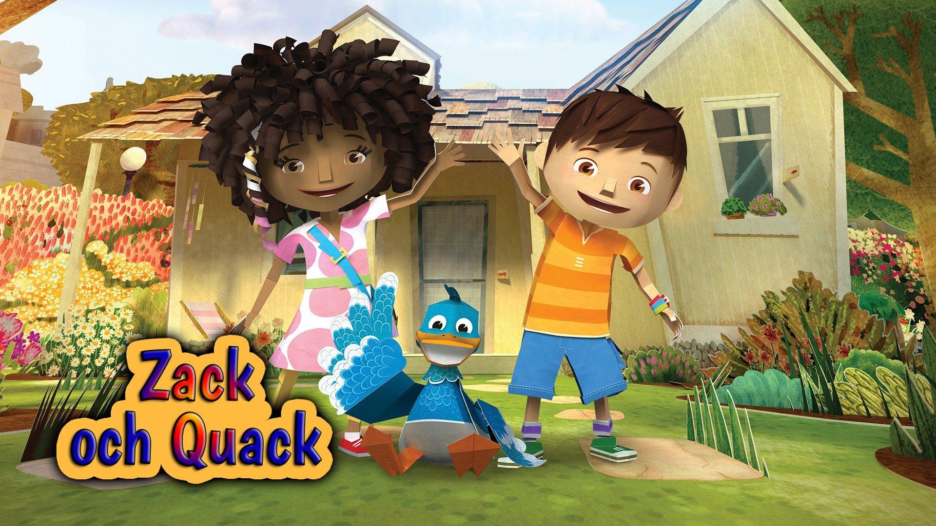 Zack och Quack