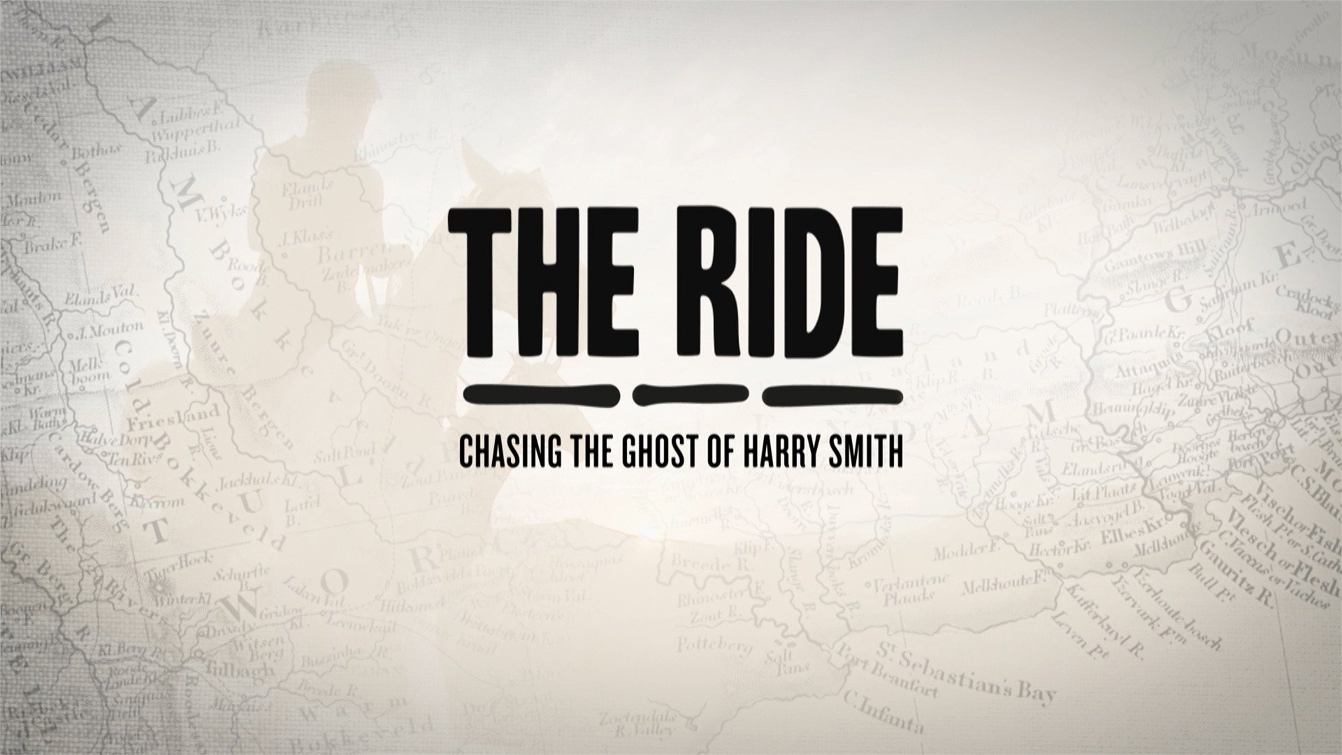 The Ride: Ghost of Harry Smith