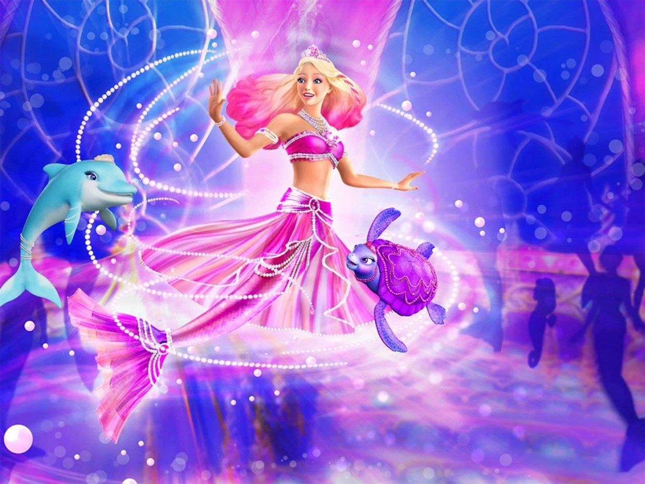 Barbie: Pärlprinsessan