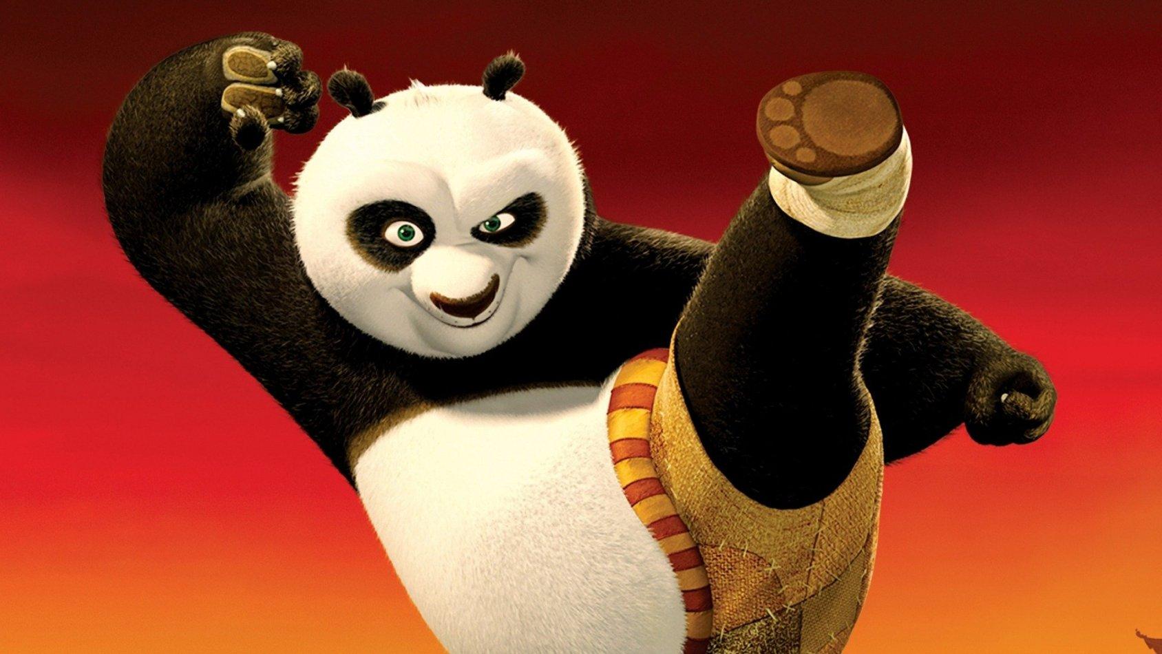 Kung Fu Panda - sv.tal