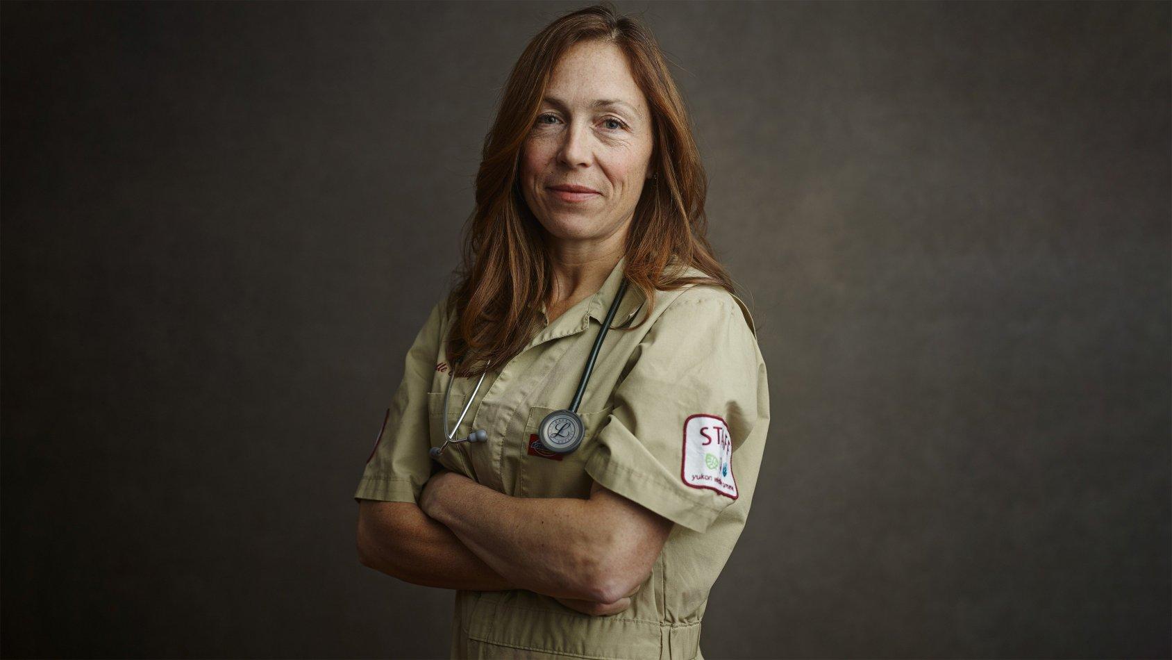Dr Oakley - Veterinär i Yukon
