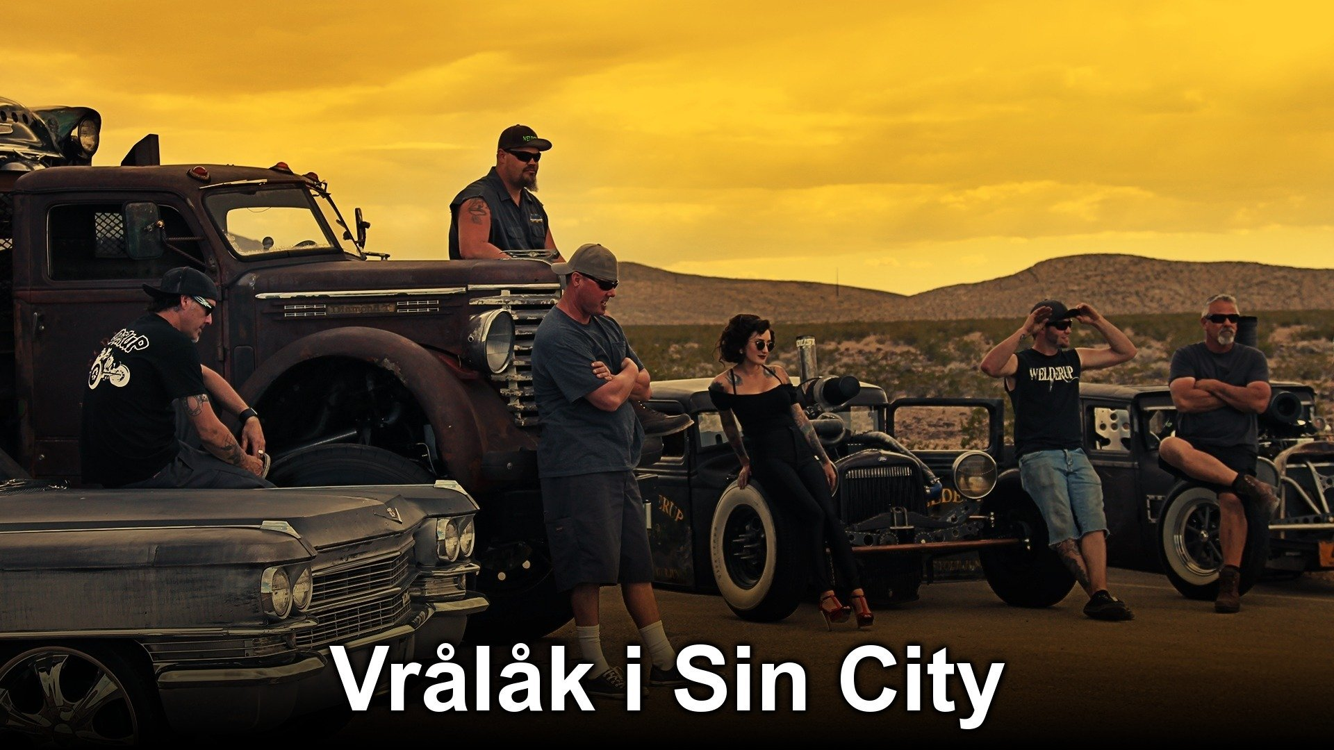 Vrålåk i Sin City