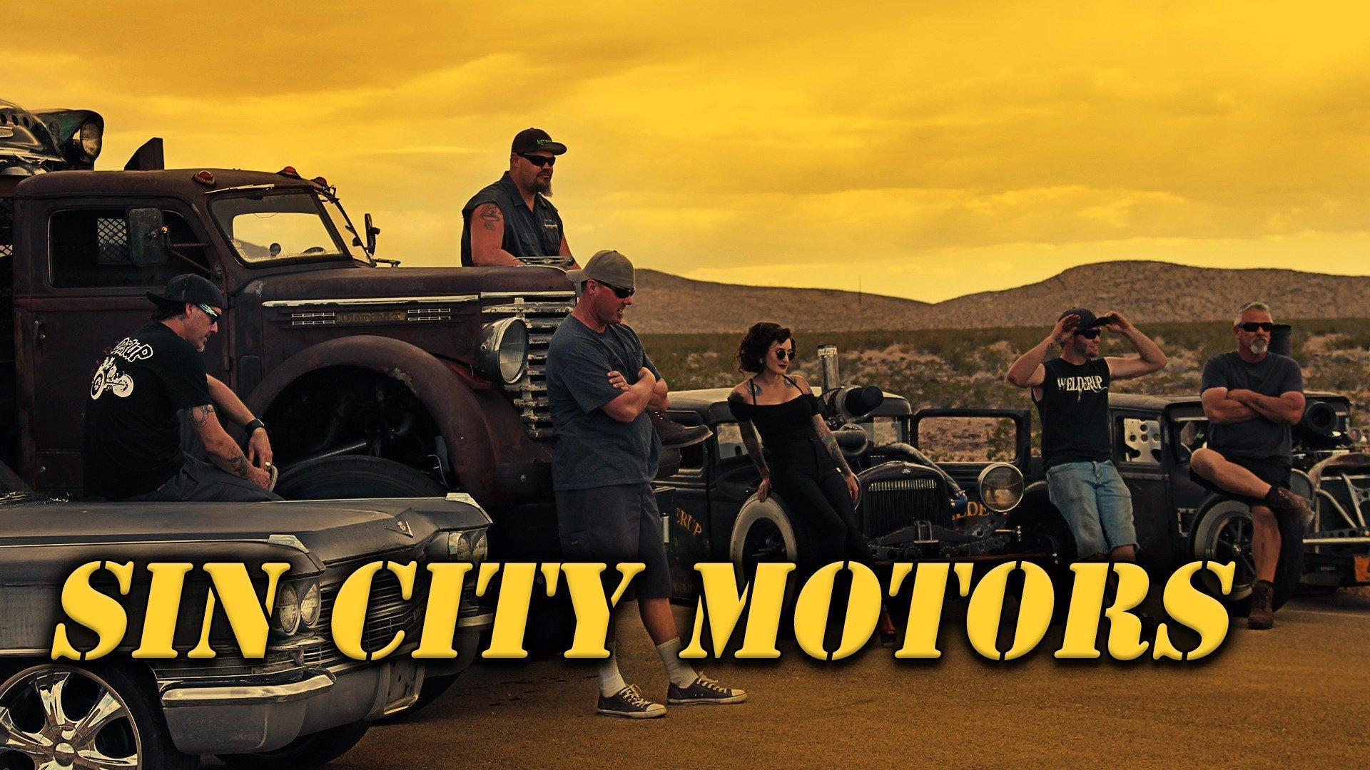 Sin City Motors