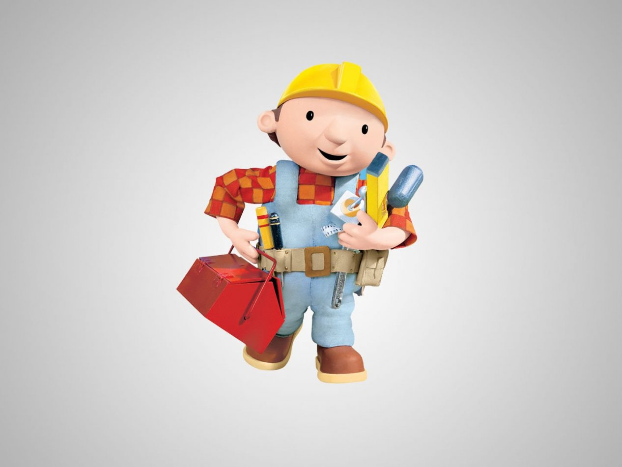Byggare Bob i Vilda Västern