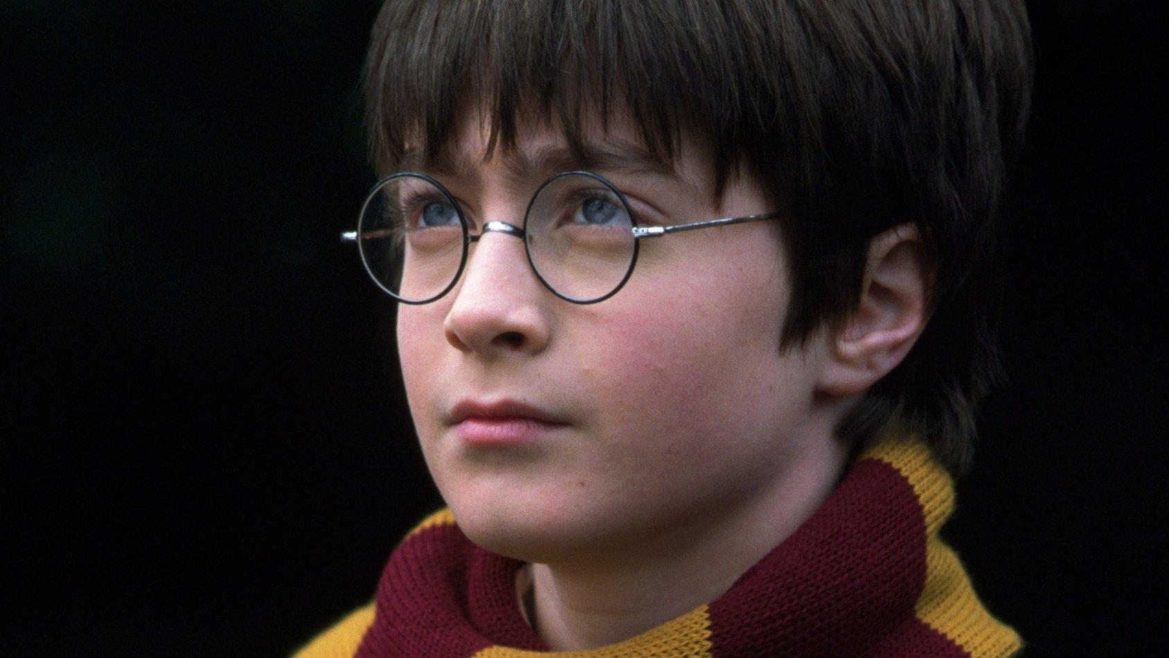 Harry Potter och de vises sten - sv.tal