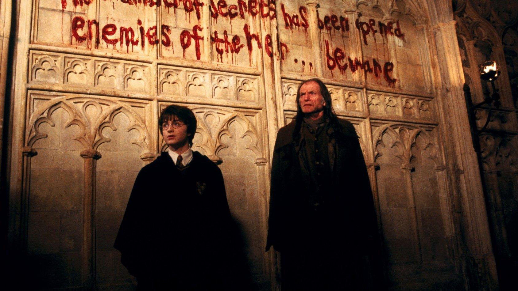 Harry Potter och Hemligheternas kammare - sv.tal