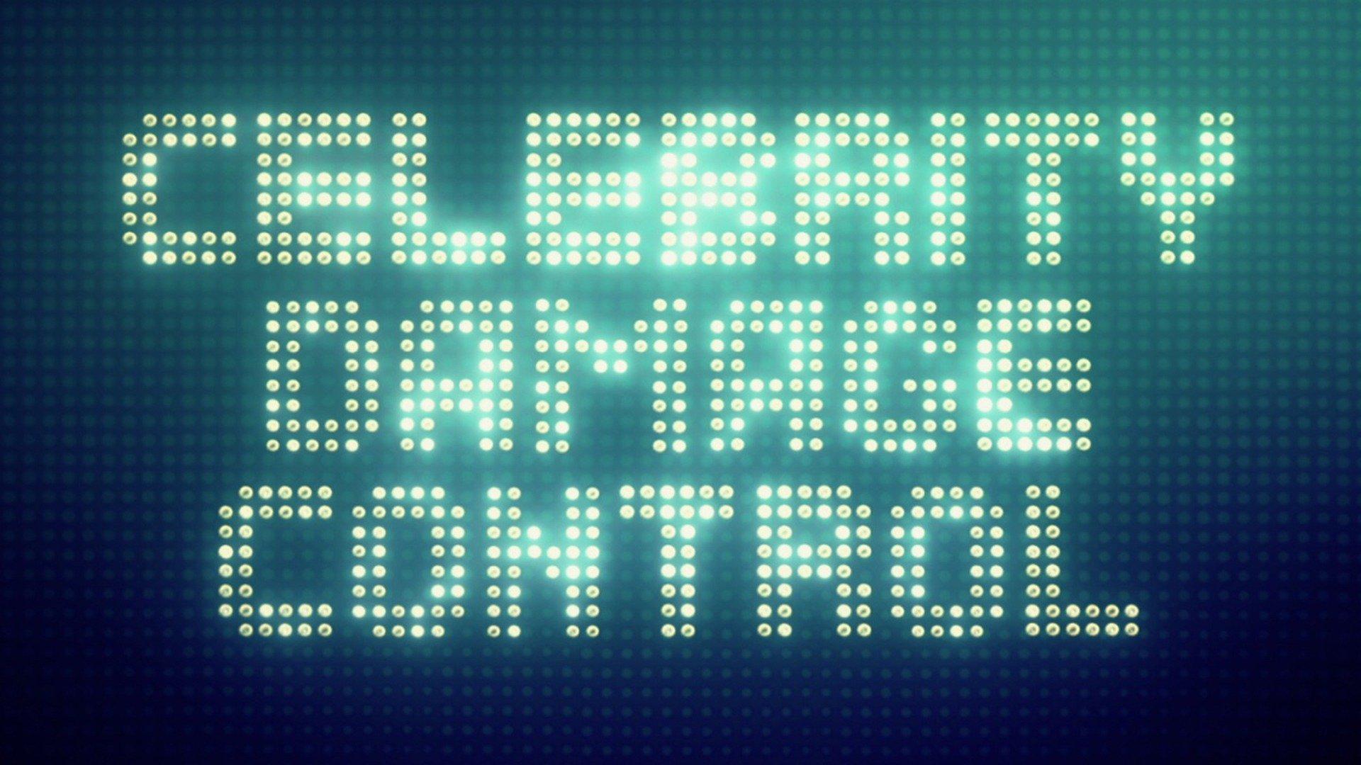Celebrity Damage Control
