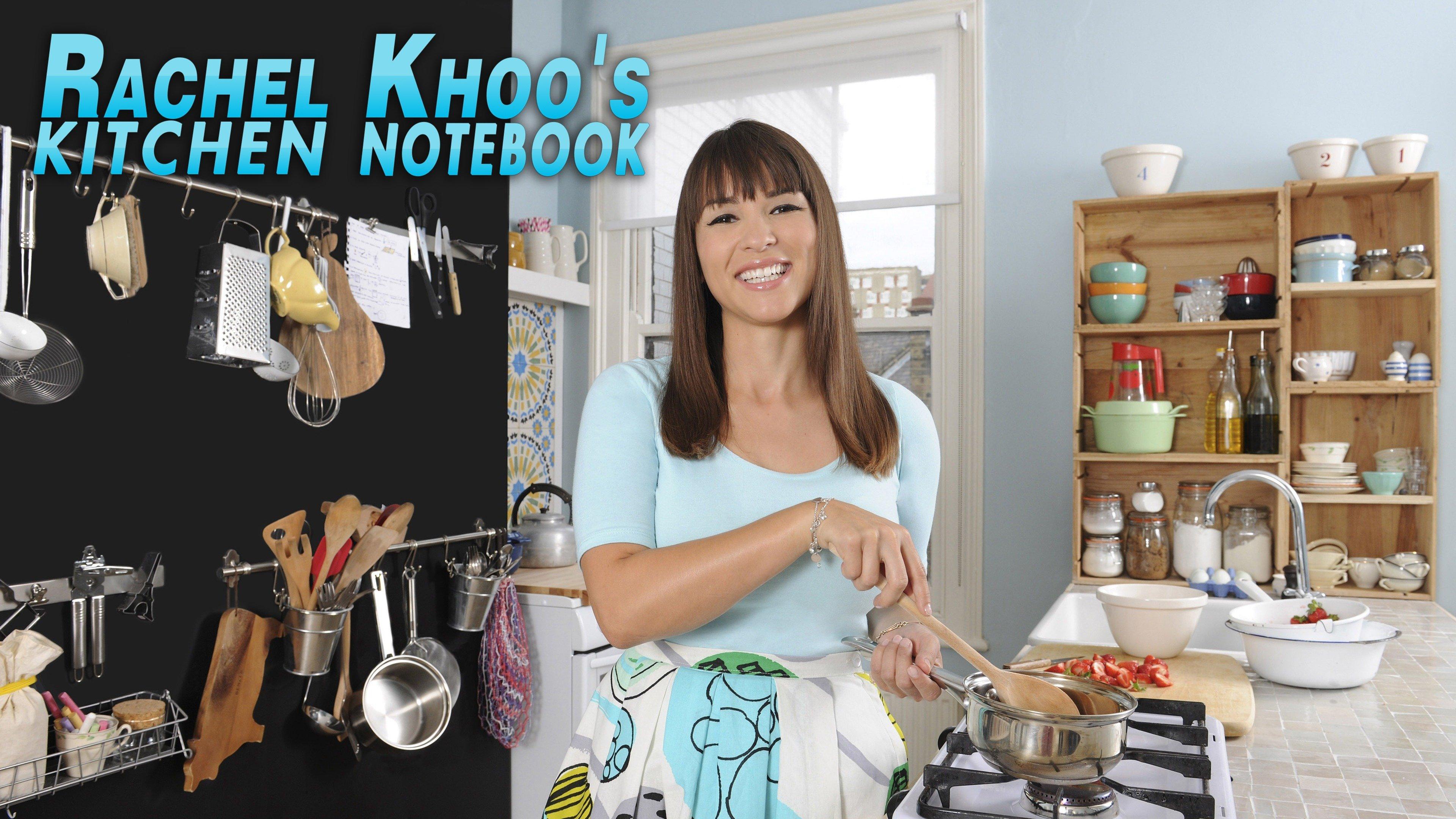 Rachel Khoo's Kitchen Notebook