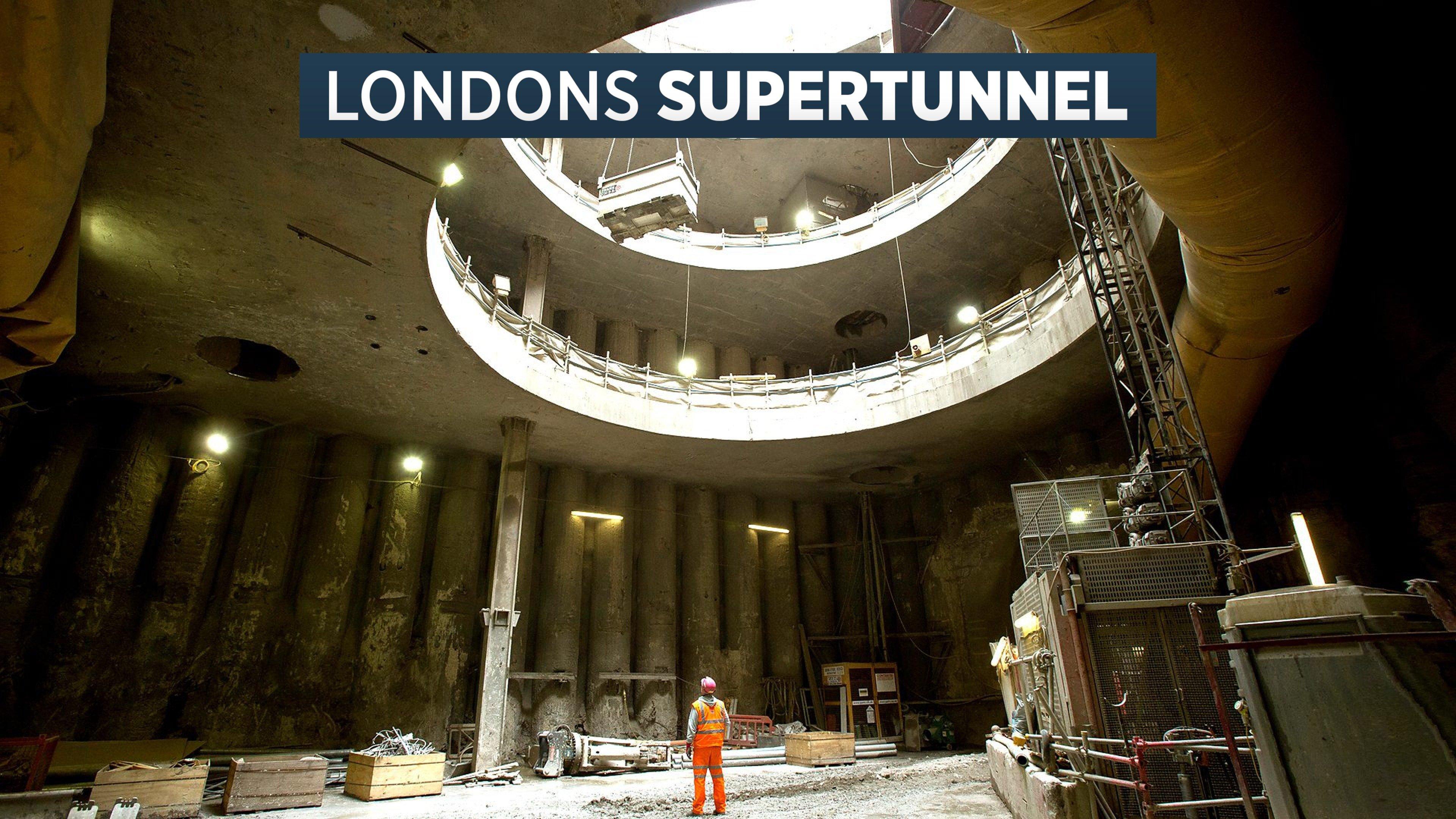 Londons supertunnel