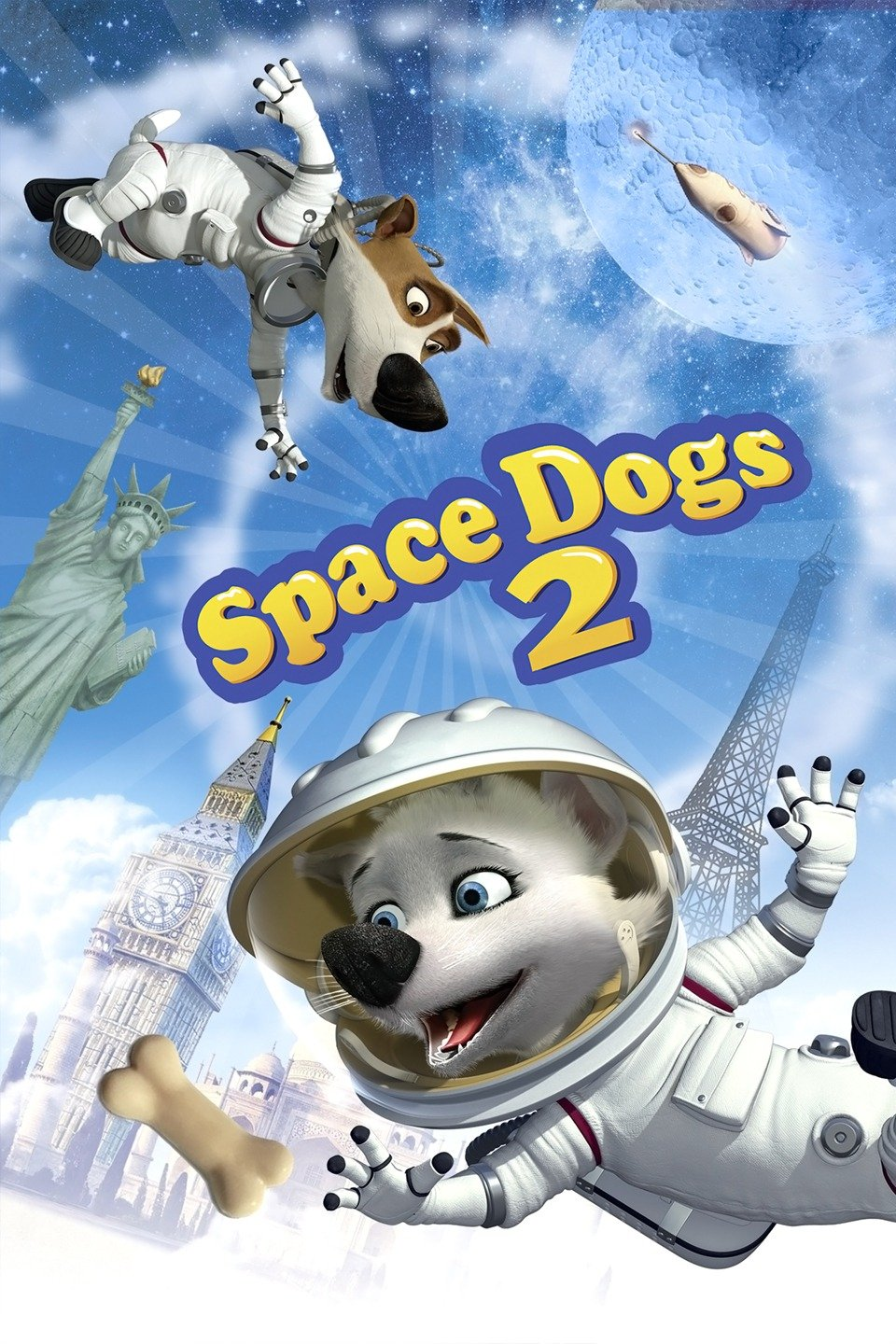 Space Dogs 2