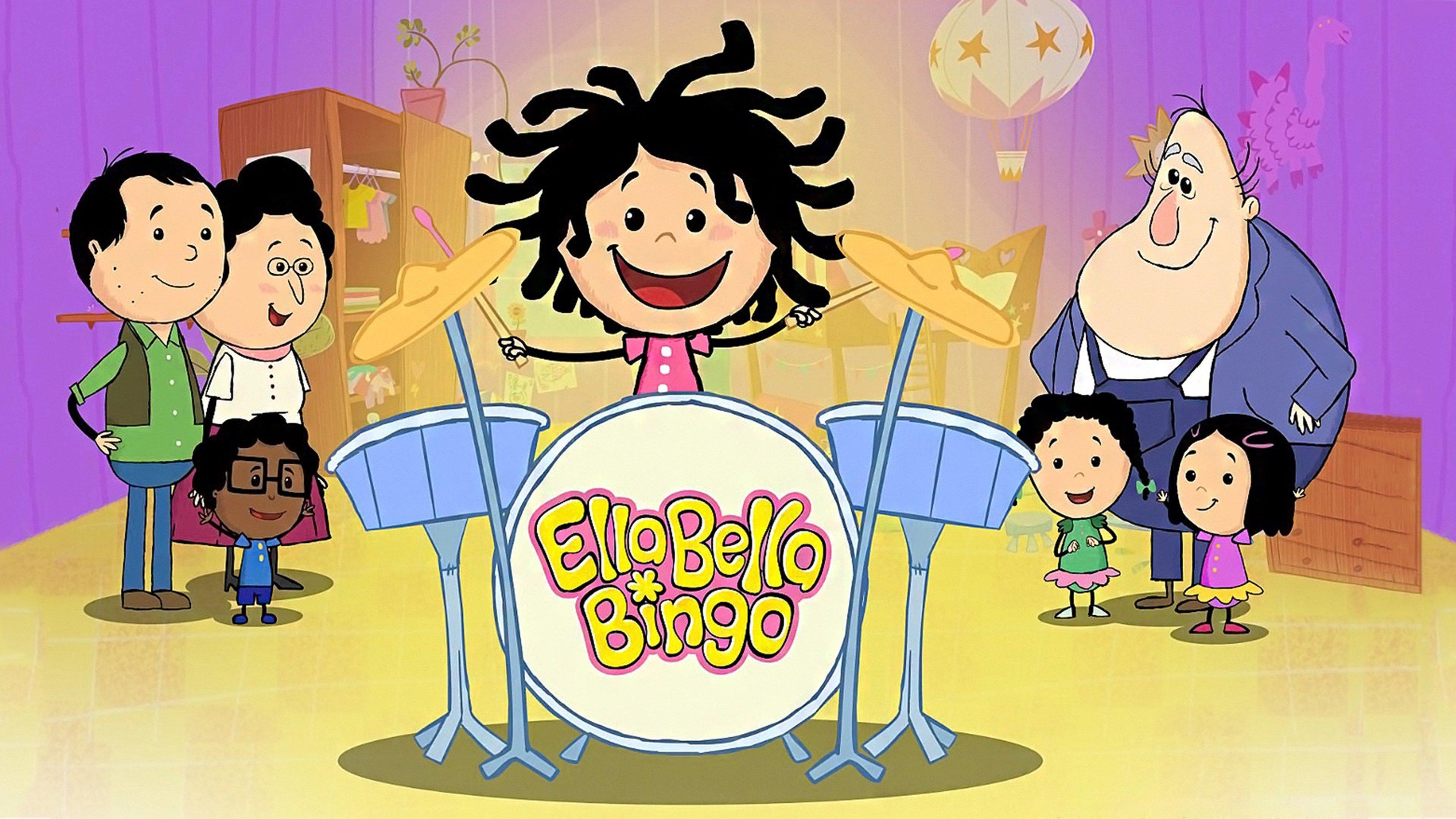 Ella Bella Bingo - sv.tal