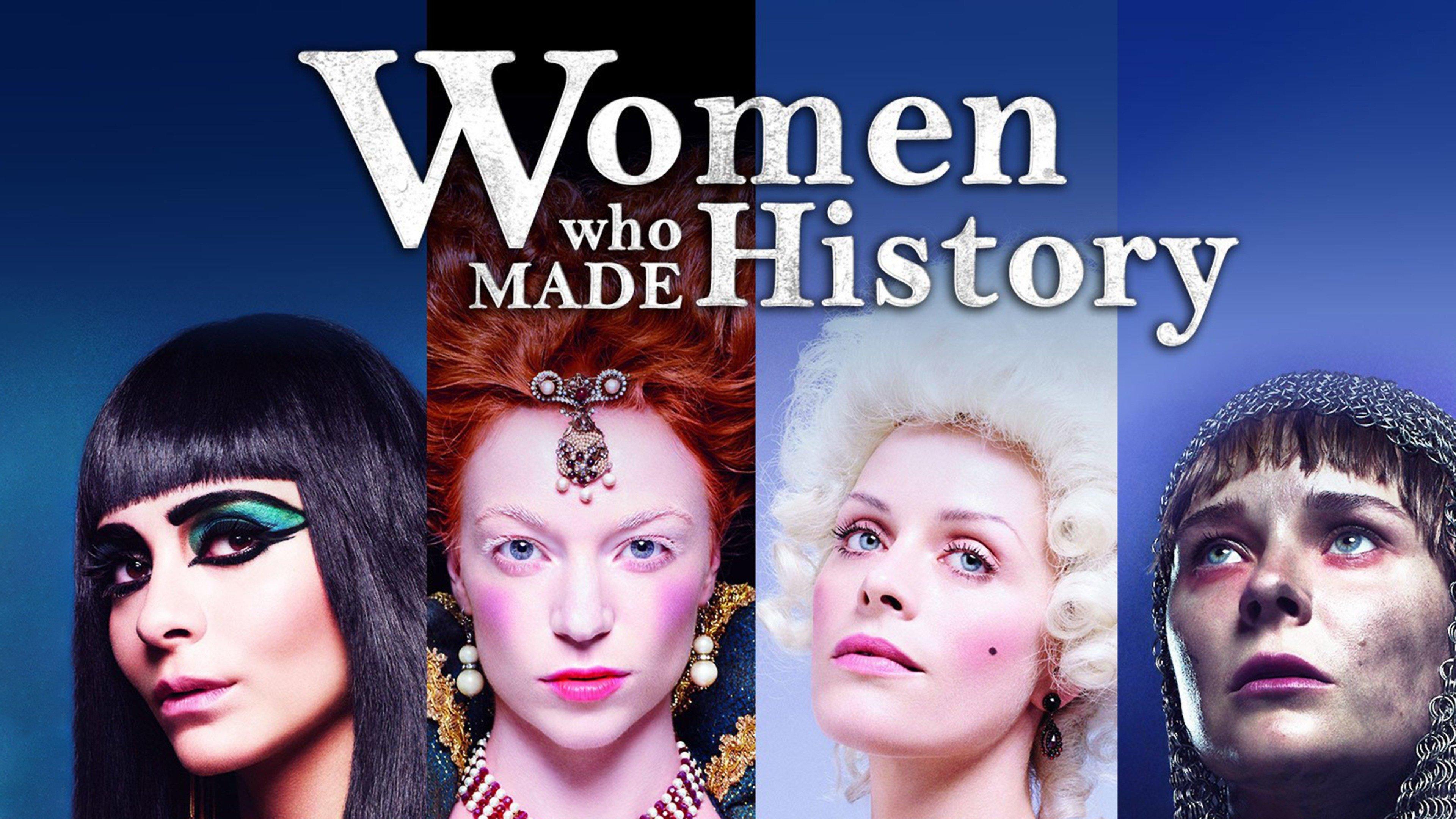Kvinnor som skrivit historia