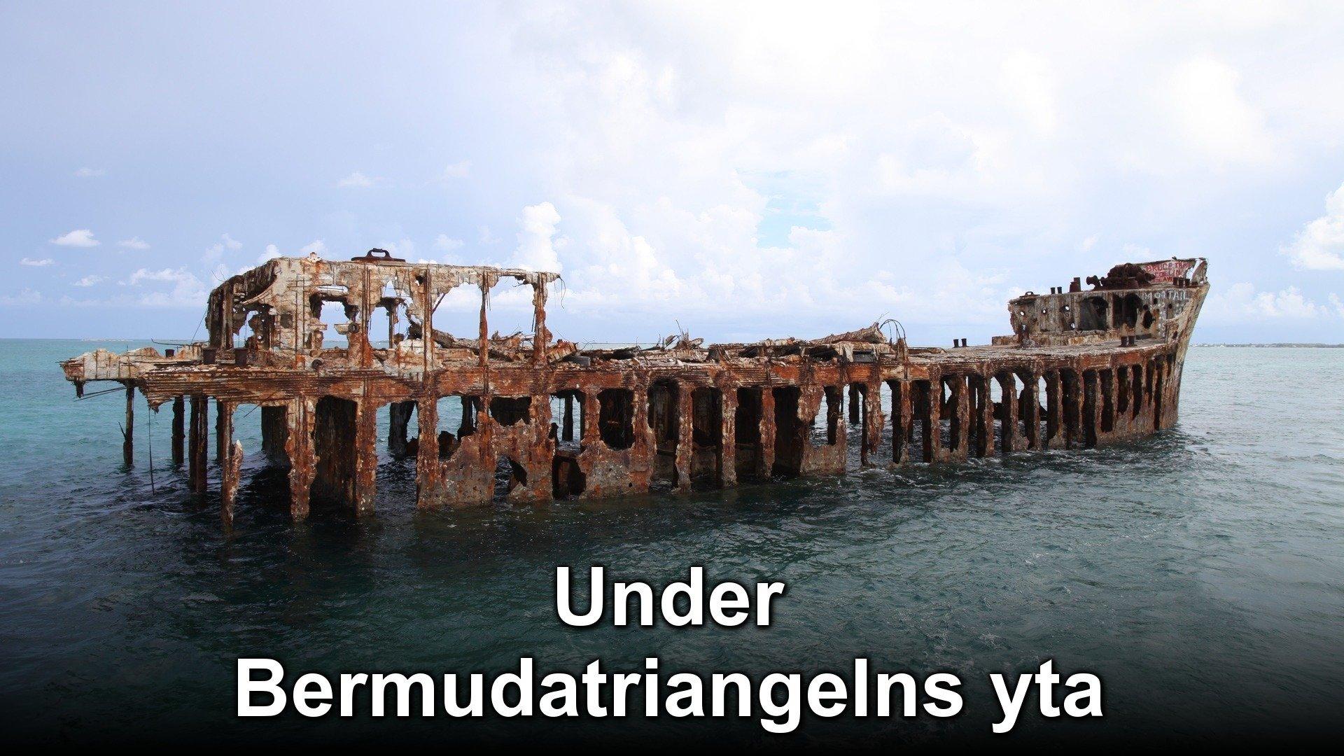 Under Bermudatriangelns yta