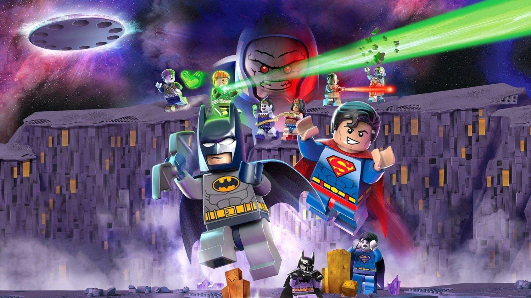 LEGO: Justice League mot Bizarro League