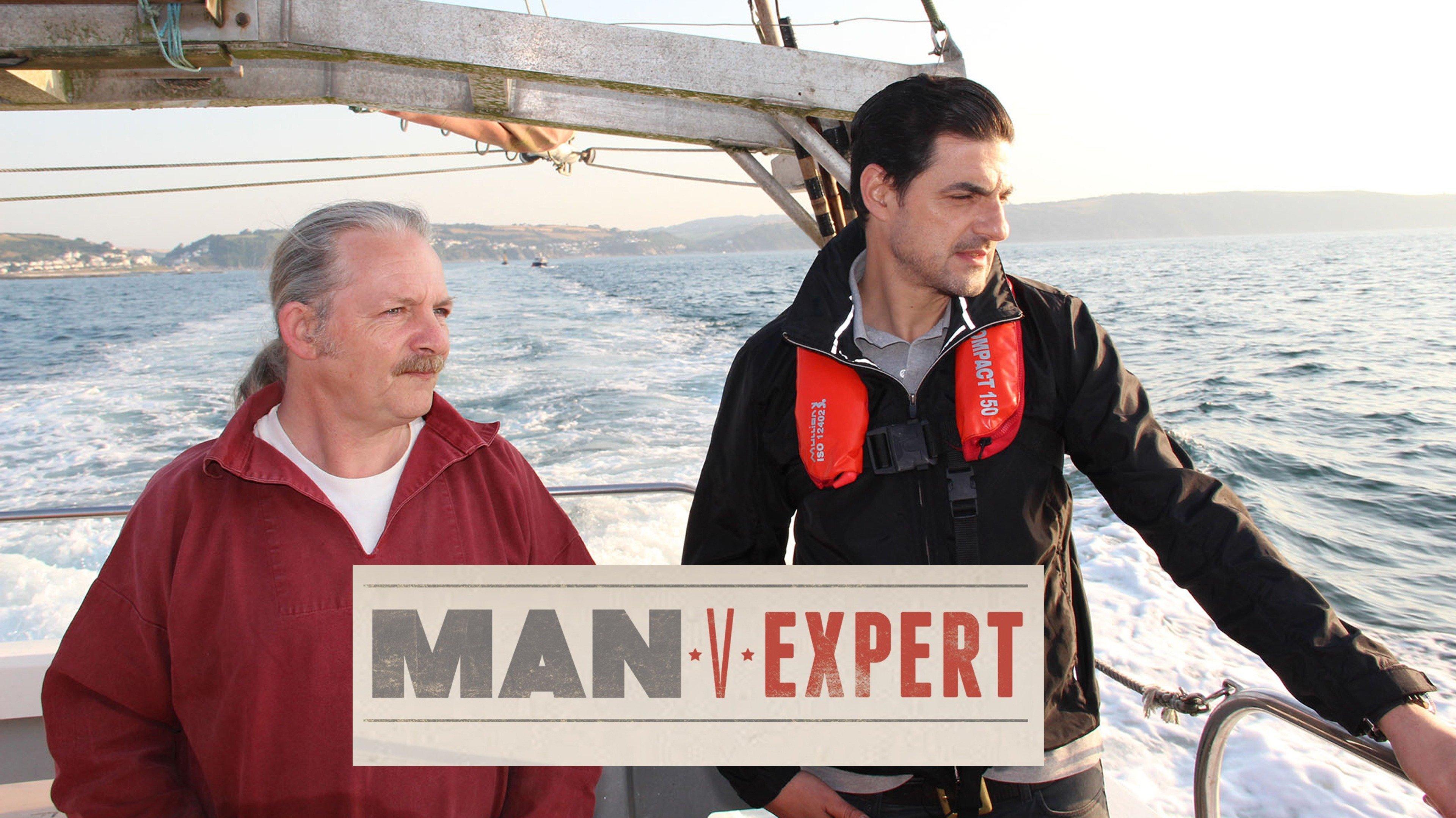 Man vs Expert