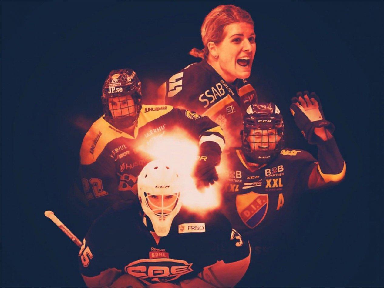 Ishockey: SDHL