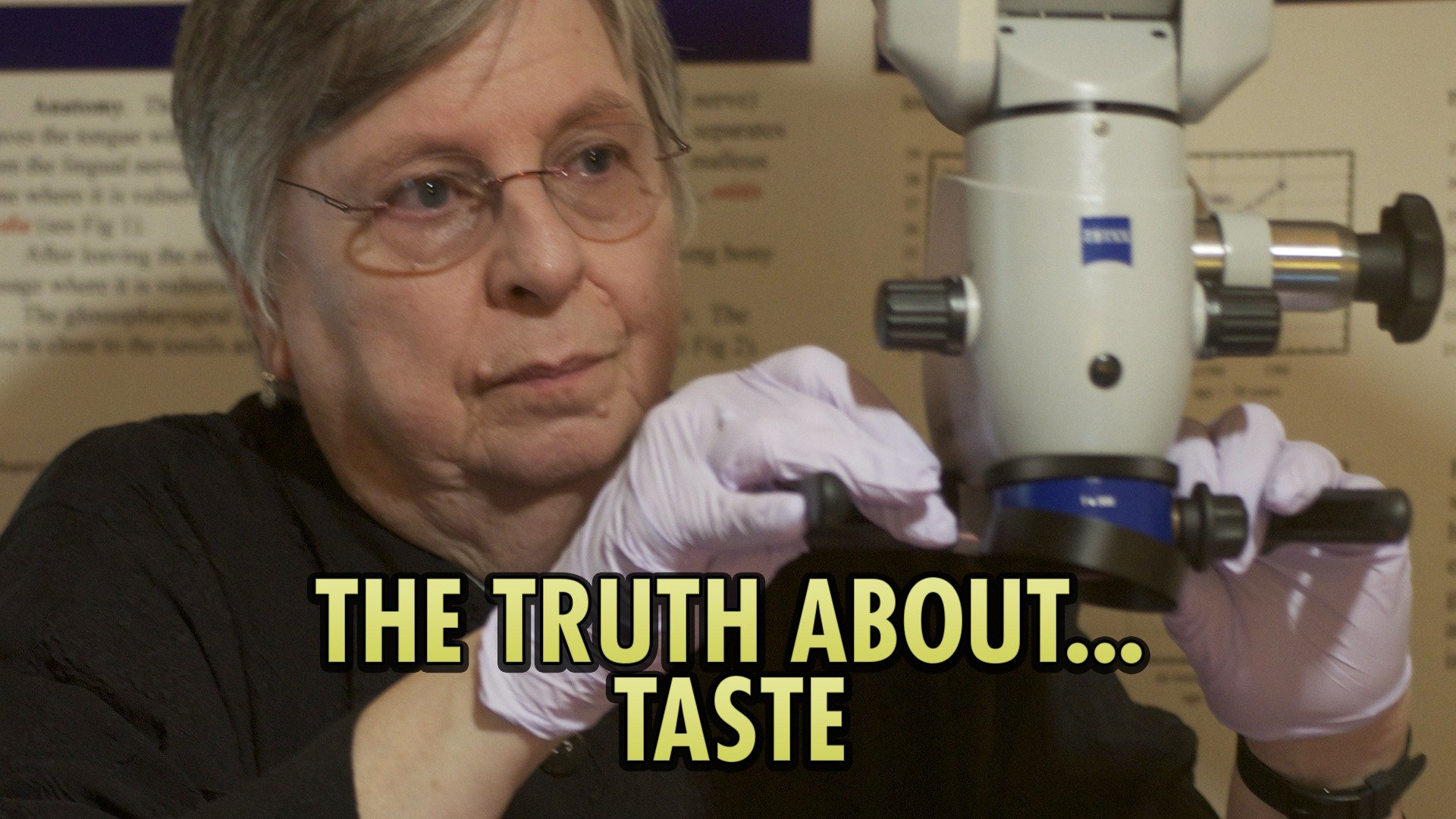 The Truth About... Taste