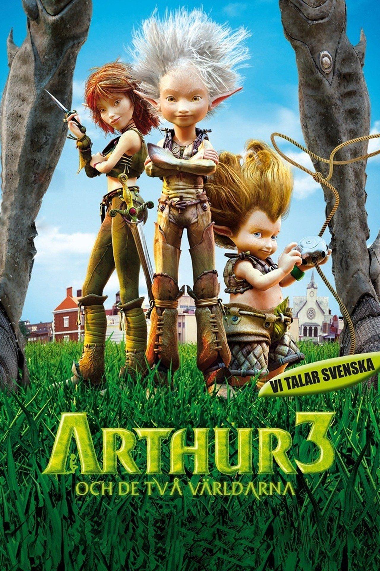 Arthur 3 - De två världarna