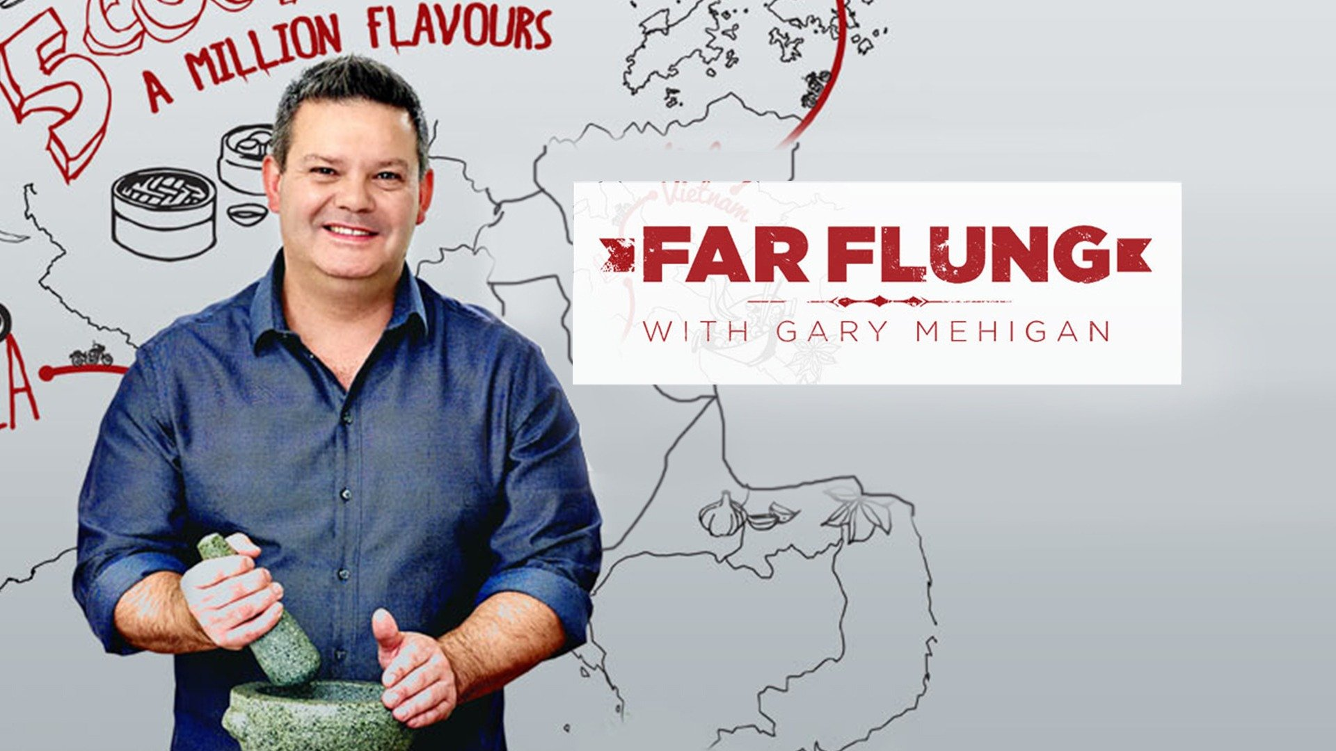 Far Flung with Gary Mehigan