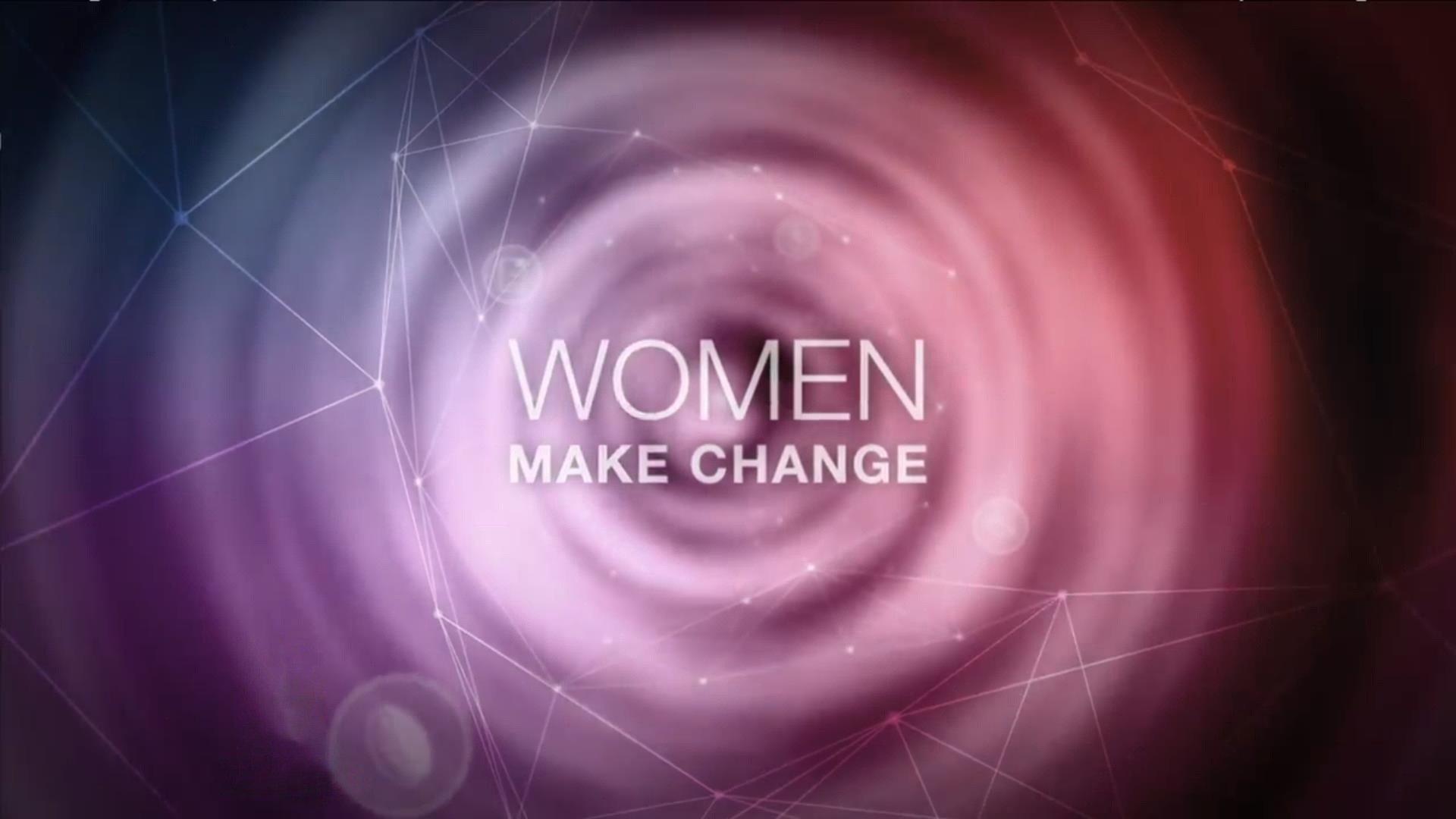 Women Make Change