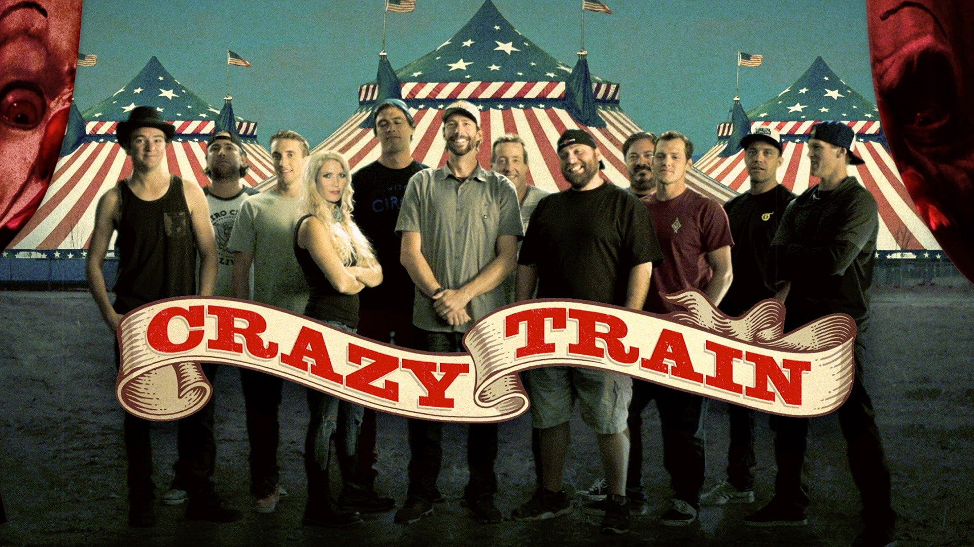 Nitro Circus Crazy Train