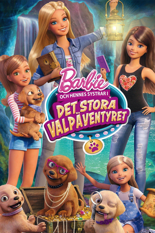 Barbie & hennes systrar i det stora valpäventyret