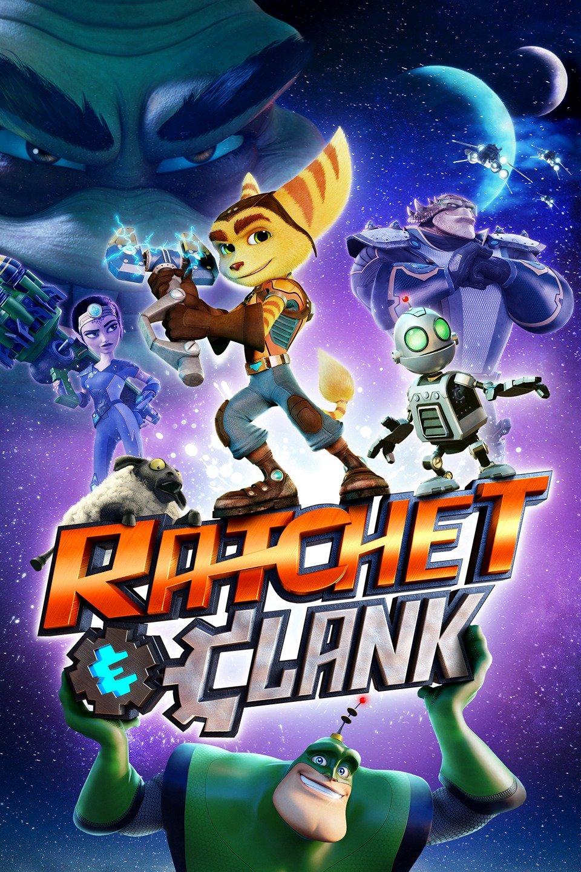 Ratchet & Clank - sv.tal