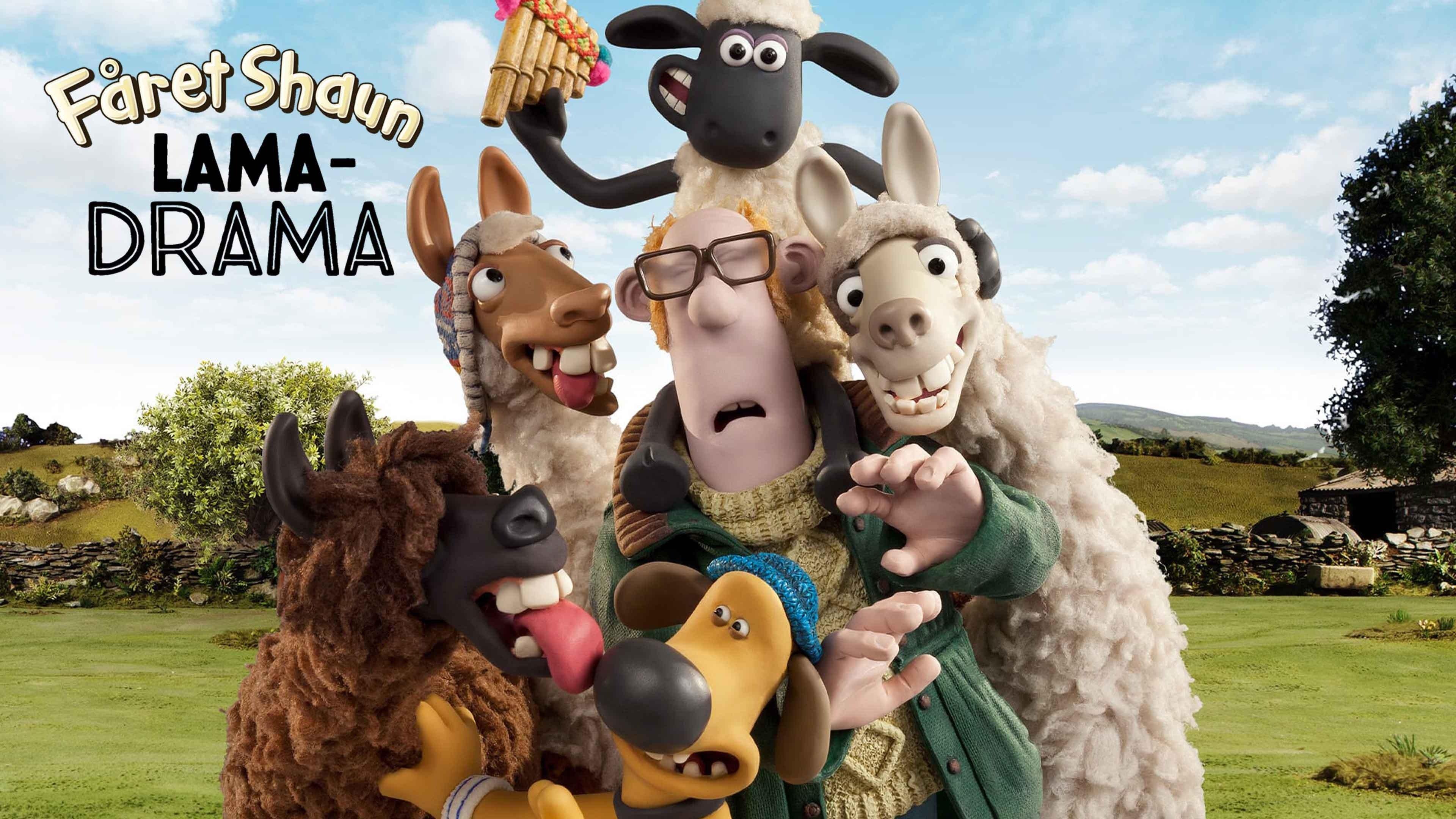 Fåret Shaun: Lama-drama