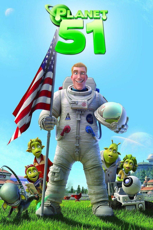 Planet 51 - sv.tal