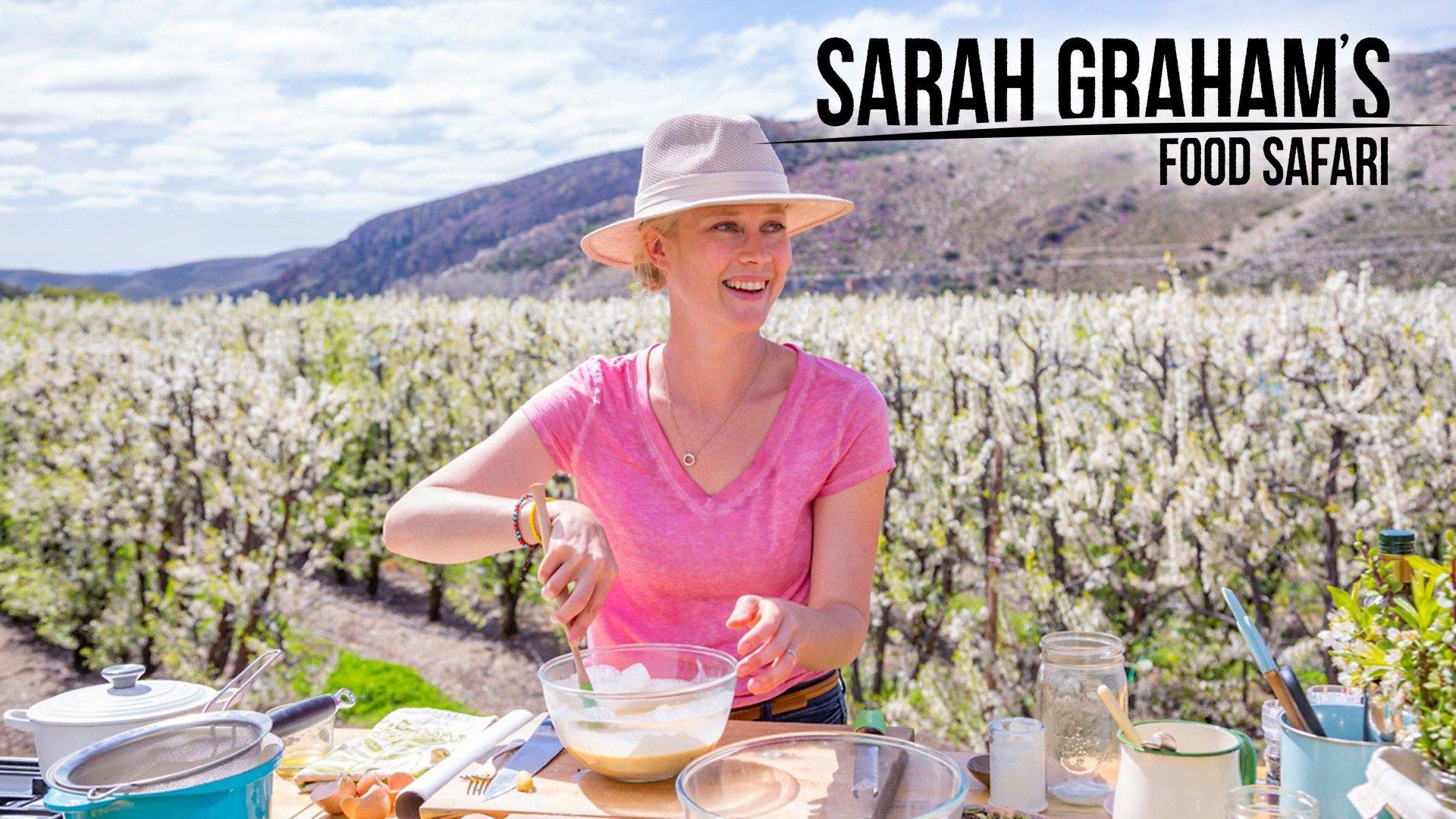 Sarah Graham's Food Safari