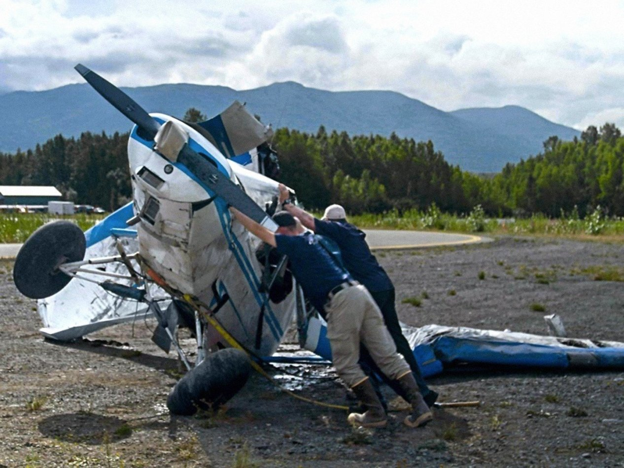 Alaska Aircrash Investigations