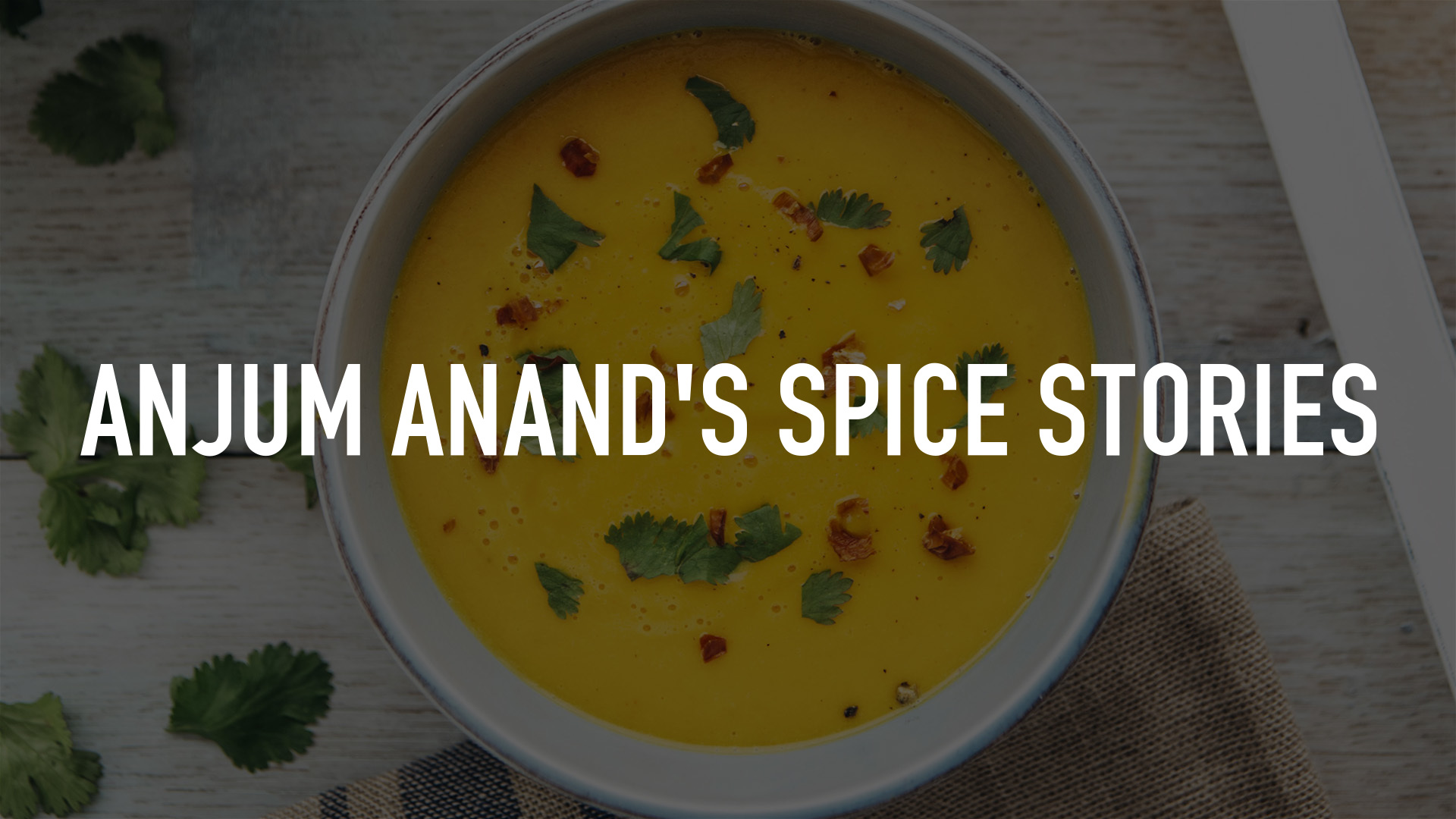 Anjum's Spice Stories