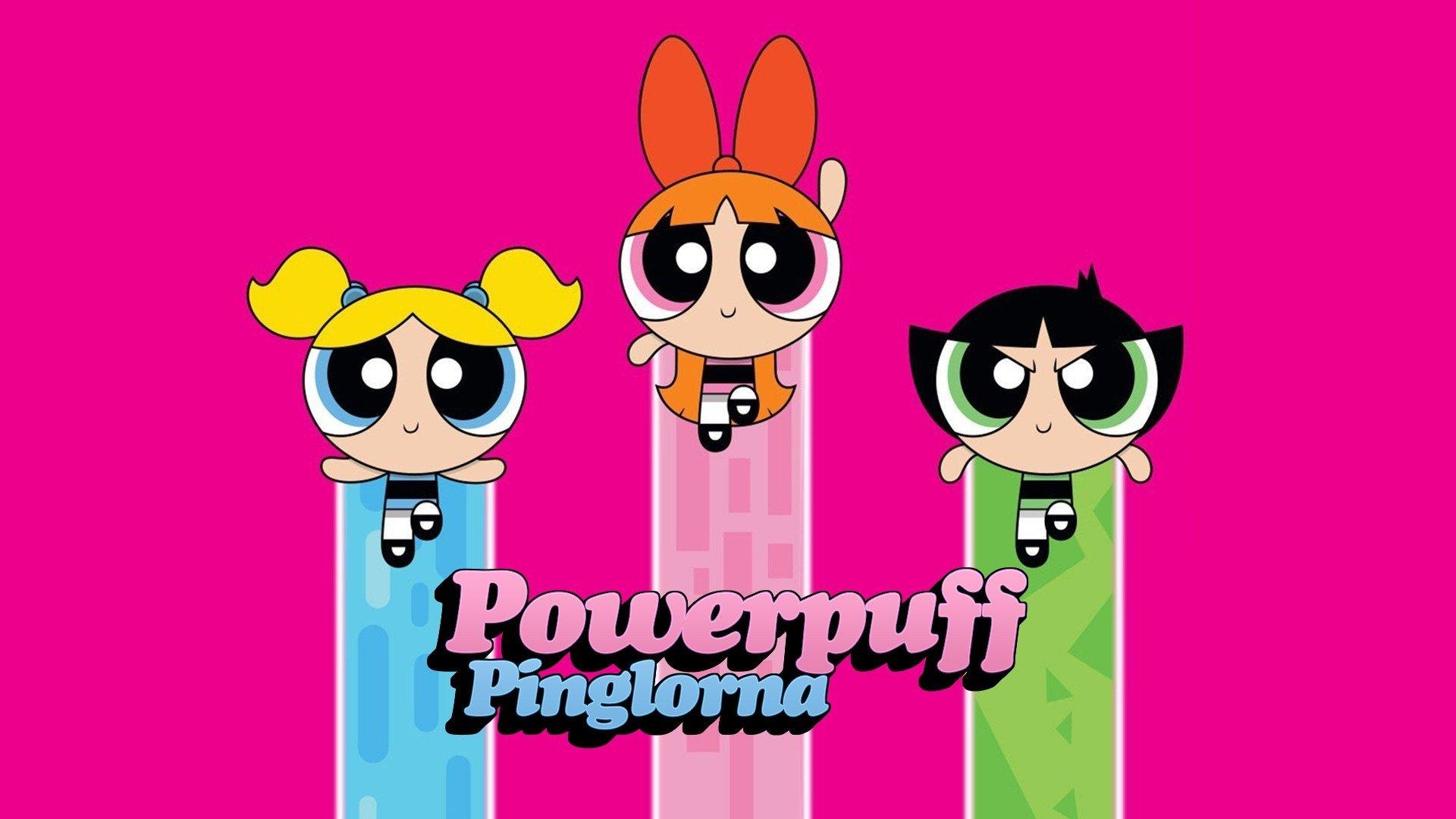 Powerpuff Pinglorna
