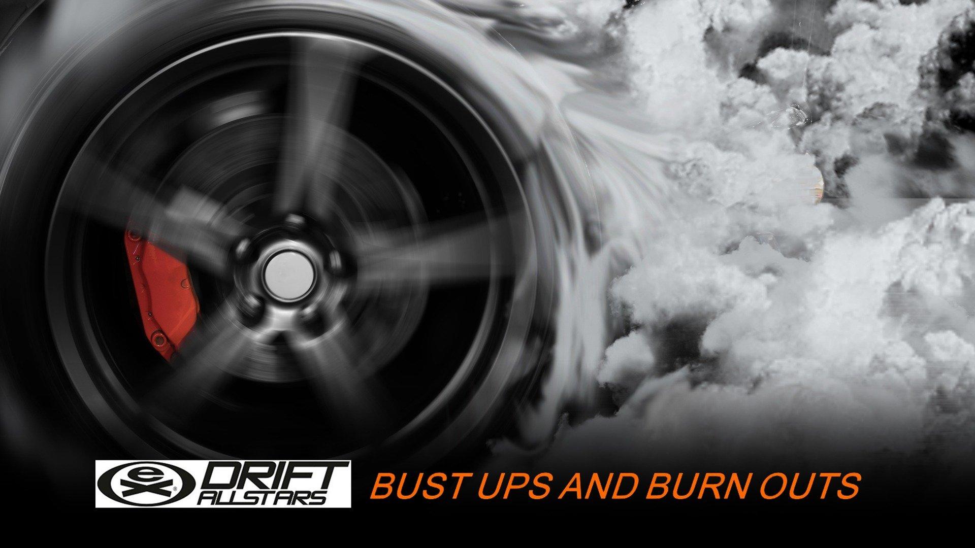 Drift Allstars: Burnouts and Bust Ups