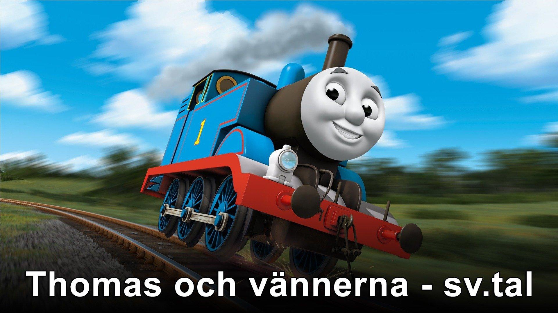 Thomas och vännerna - sv.tal