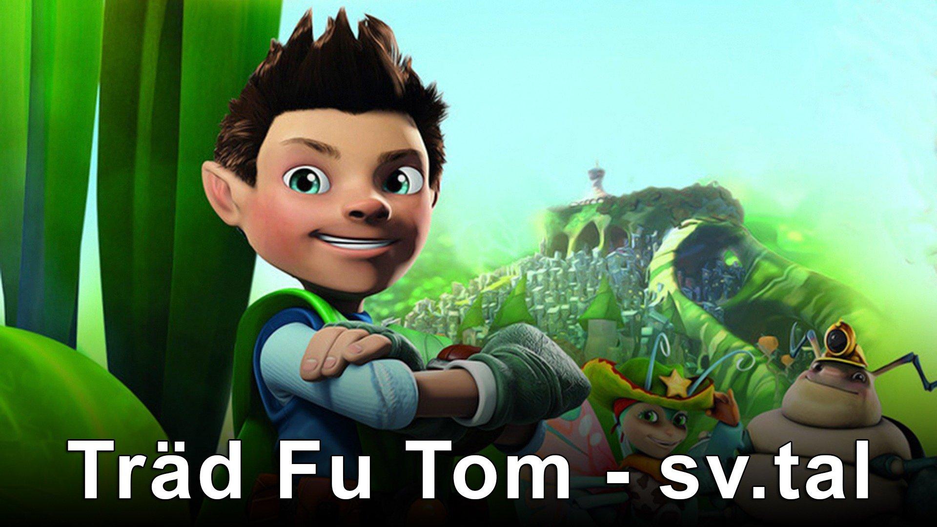 Träd Fu Tom - sv.tal