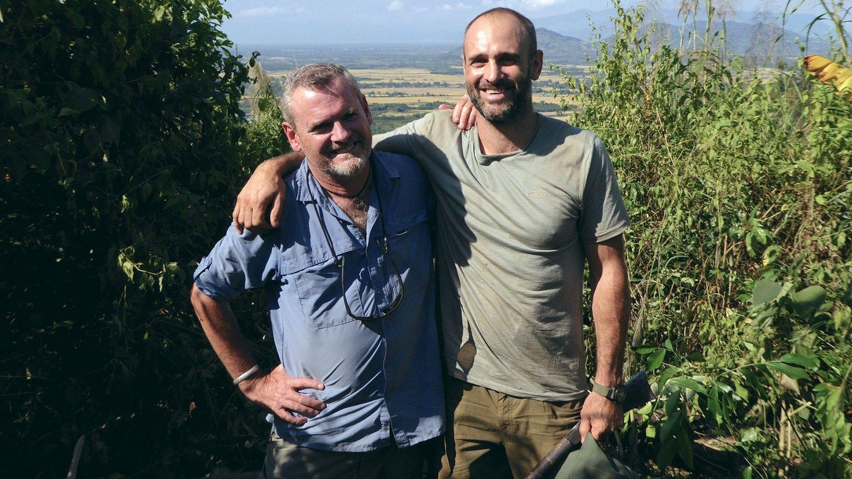 Burmas hemliga djungelkrig med Joe Simpson