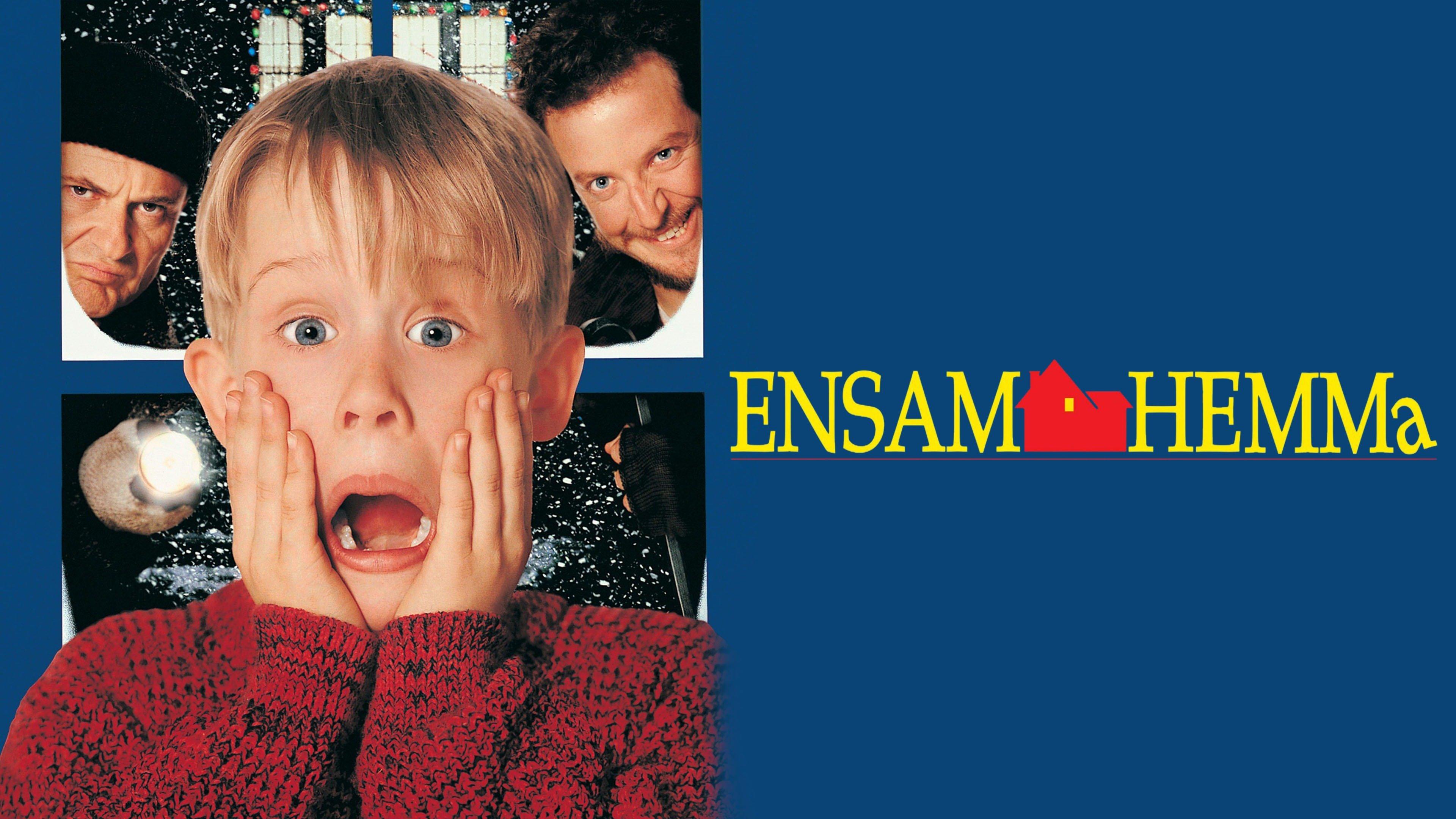 Streama Ensam Hemma Svenskt Tal