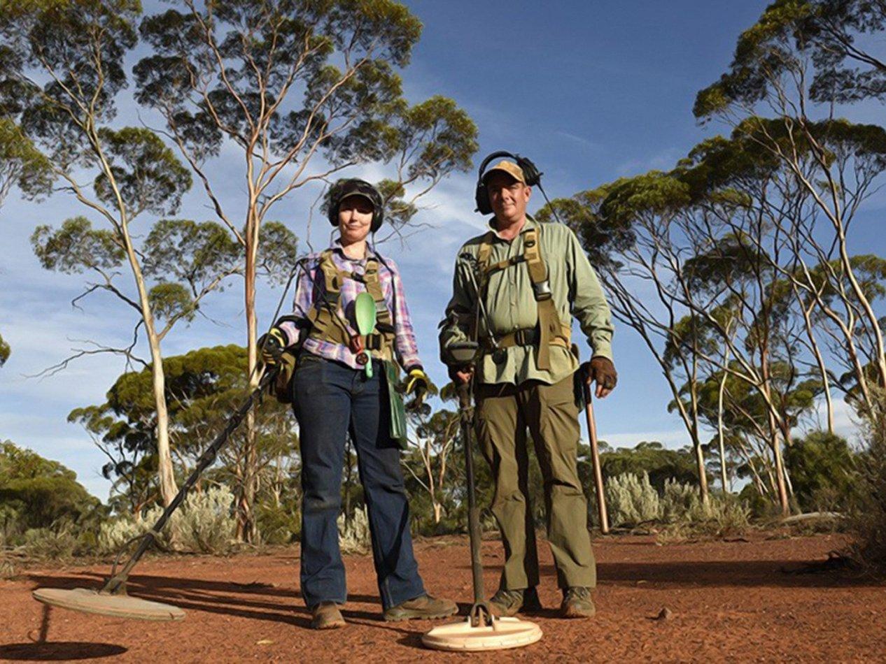 Guldjägarna i Australien
