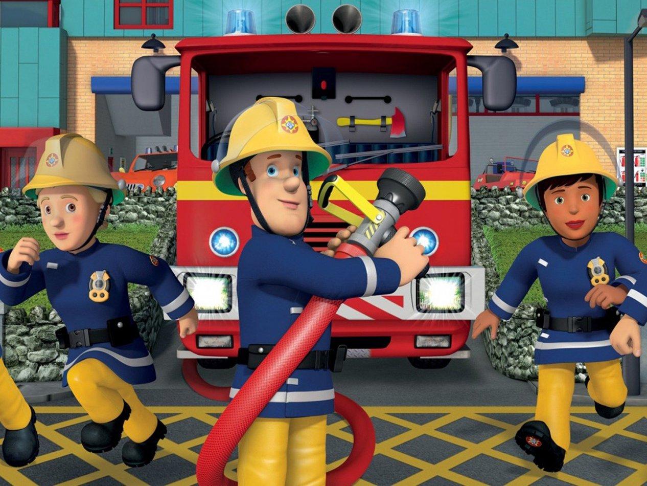 Brandman Sam - Den stora branden i Pontypandy