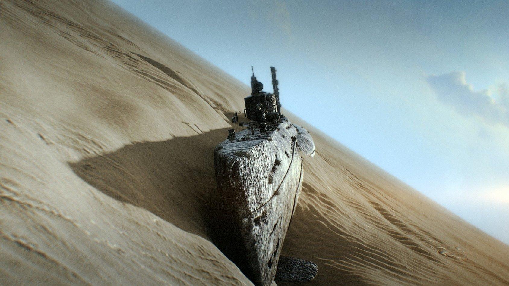 Dränera haven: Andra världskriget
