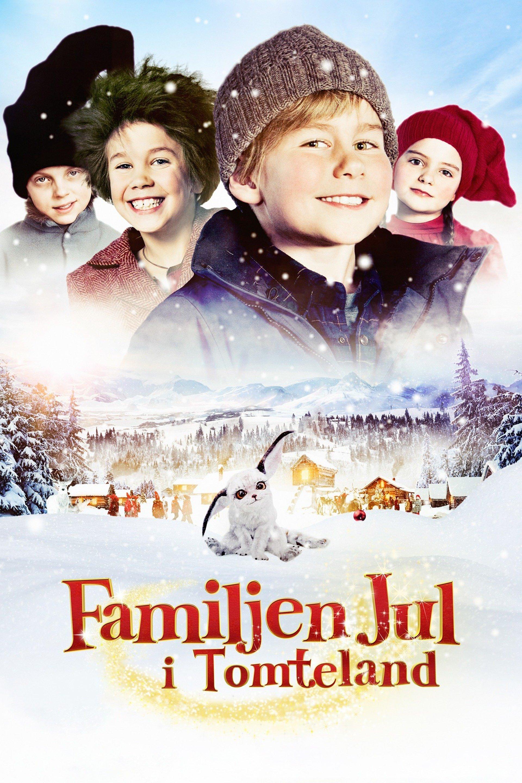 Familjen Jul i Tomteland