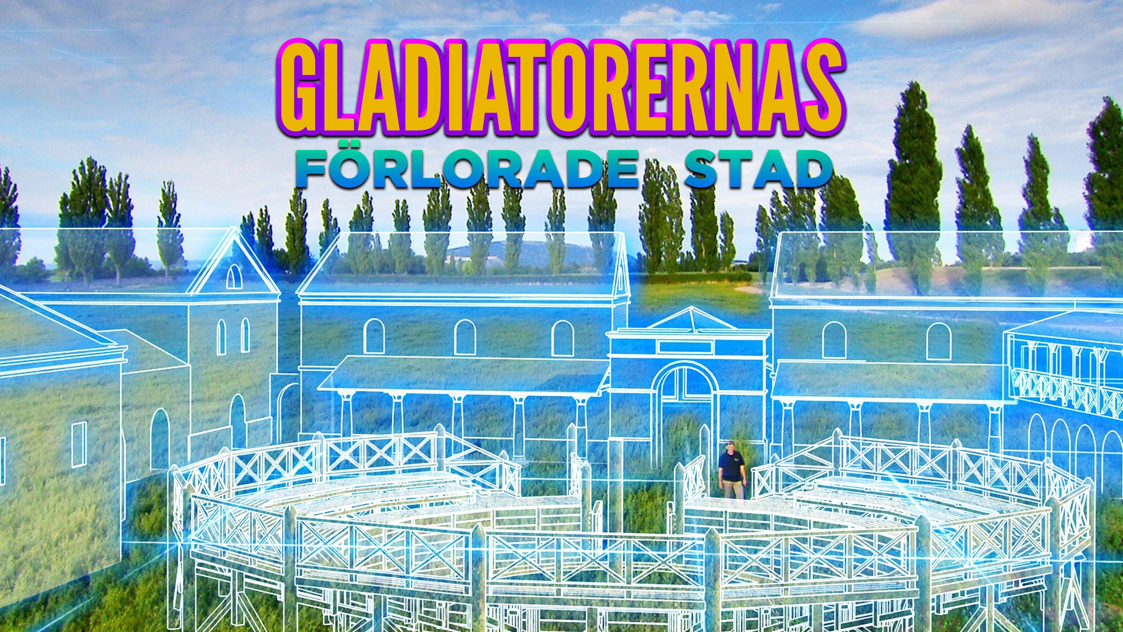 Gladiatorernas förlorade stad