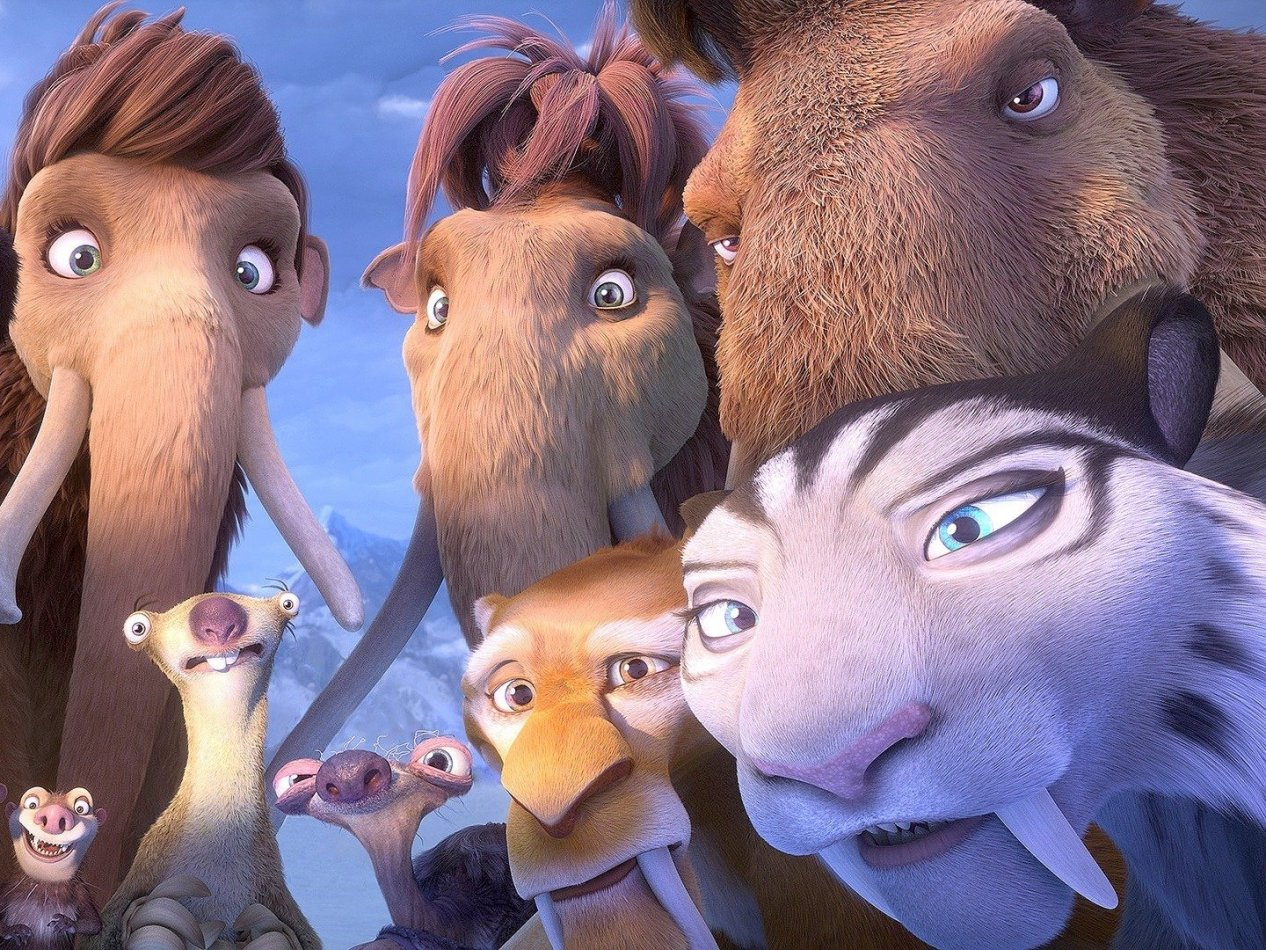 Ice Age 5: Scratattack - sv.tal