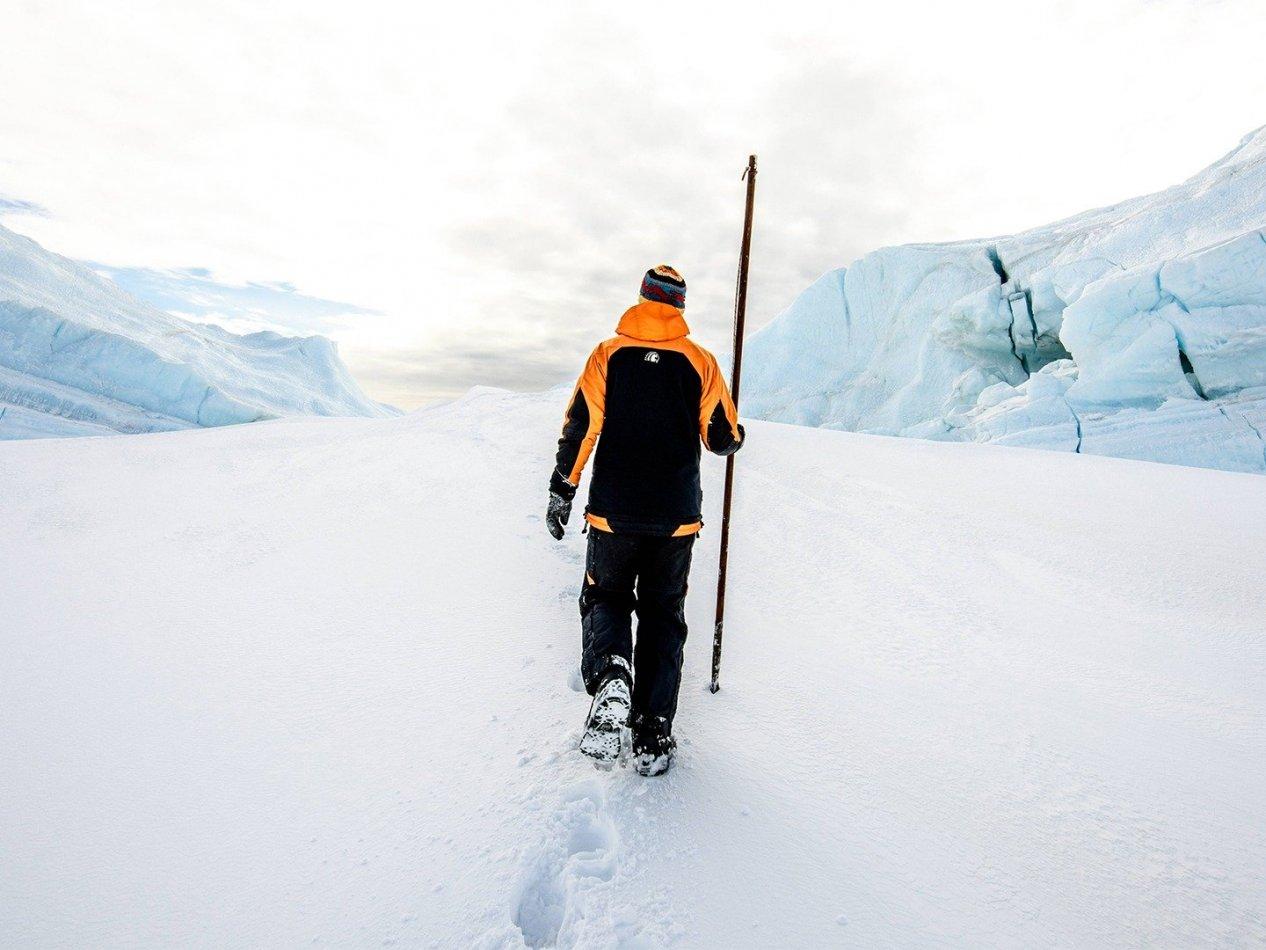 Continent 7: Antarctica
