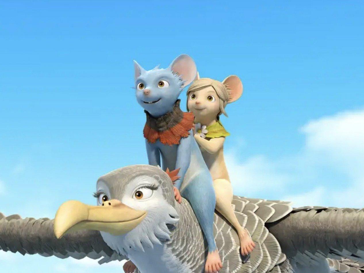 Historien om musen Gamba
